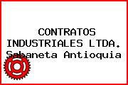 CONTRATOS INDUSTRIALES LTDA. Sabaneta Antioquia