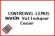 CONTRERAS LEMUS NAHÚN Valledupar Cesar