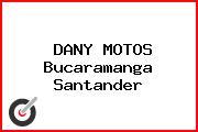 DANY MOTOS Bucaramanga Santander