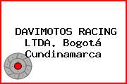 DAVIMOTOS RACING LTDA. Bogotá Cundinamarca