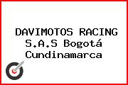 DAVIMOTOS RACING S.A.S Bogotá Cundinamarca