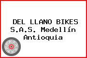 DEL LLANO BIKES S.A.S. Medellín Antioquia