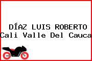 DÍAZ LUIS ROBERTO Cali Valle Del Cauca