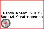 Discolmotos S.A.S. Bogotá Cundinamarca