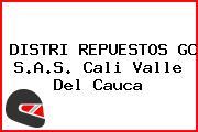 DISTRI REPUESTOS GC S.A.S. Cali Valle Del Cauca