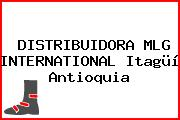 DISTRIBUIDORA MLG INTERNATIONAL Itagüí Antioquia