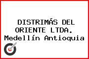 Distrimás Del Oriente Ltda Medellín Antioquia
