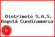 Distrimoto S.A.S. Bogotá Cundinamarca