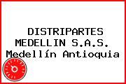 DISTRIPARTES MEDELLIN S.A.S. Medellín Antioquia