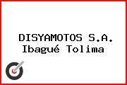 DISYAMOTOS S.A. Ibagué Tolima