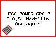 ECO POWER GROUP S.A.S. Medellín Antioquia