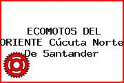 ECOMOTOS DEL ORIENTE Cúcuta Norte De Santander