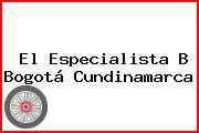 El Especialista B Bogotá Cundinamarca