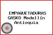 EMPAQUETADURAS GASKO Medellín Antioquia