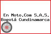 En Moto.Com S.A.S. Bogotá Cundinamarca