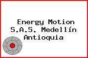 Energy Motion S.A.S. Medellín Antioquia