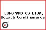 EUROPAMOTOS LTDA. Bogotá Cundinamarca