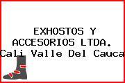 EXHOSTOS Y ACCESORIOS LTDA. Cali Valle Del Cauca