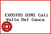 EXOSTOS DIMI Cali Valle Del Cauca