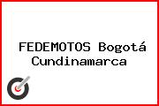FEDEMOTOS Bogotá Cundinamarca