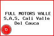 FULL MOTORS VALLE S.A.S. Cali Valle Del Cauca