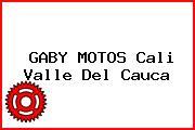 GABY MOTOS Cali Valle Del Cauca