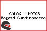 GALAX - MOTOS Bogotá Cundinamarca