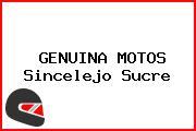 GENUINA MOTOS Sincelejo Sucre