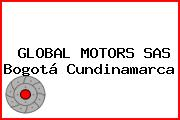 GLOBAL MOTORS SAS Bogotá Cundinamarca