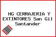 HG CERRAJERIA Y EXTINTORES San Gil Santander