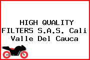 HIGH QUALITY FILTERS S.A.S. Cali Valle Del Cauca
