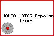 HONDA MOTOS Popayán Cauca