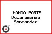 HONDA PARTS Bucaramanga Santander