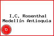 I.C. Rosenthal Medellín Antioquia