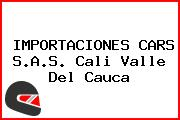IMPORTACIONES CARS S.A.S. Cali Valle Del Cauca