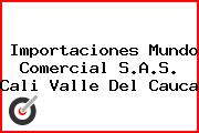 Importaciones Mundo Comercial S.A.S. Cali Valle Del Cauca