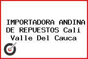 IMPORTADORA ANDINA DE REPUESTOS Cali Valle Del Cauca