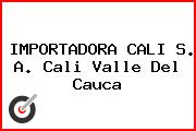 IMPORTADORA CALI S. A. Cali Valle Del Cauca