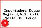 Importadora Duque Mejía S.A.S. Cali Valle Del Cauca