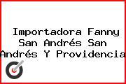 Importadora Fanny San Andrés San Andrés Y Providencia