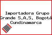 Importadora Grupo Grande S.A.S. Bogotá Cundinamarca
