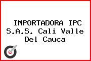 Importadora Ipc S.A.S. Cali Valle Del Cauca