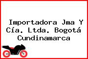 Importadora Jma Y Cía. Ltda. Bogotá Cundinamarca