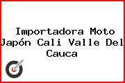 Importadora Moto Japón Cali Valle Del Cauca