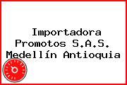 Importadora Promotos S.A.S. Medellín Antioquia