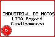 INDUSTRIAL DE MOTOS LTDA Bogotá Cundinamarca
