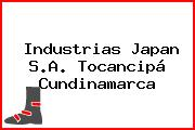 Industrias Japan S.A. Tocancipá Cundinamarca