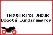 INDUSTRIAS JHOUR Bogotá Cundinamarca
