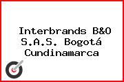 Interbrands B&O S.A.S. Bogotá Cundinamarca