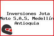 Inversiones Jota Moto S.A.S. Medellín Antioquia